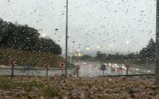 FILE: Thunderstorms are predicted for cities in Gauteng, including Johannesburg, on 10 October 2019. Picture: Winnie Theletsane/EWN.