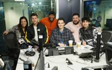 icole Ryan, Nick Jonas, Stanley T, Joe Jonas, Ryan Sampson and Joe Jonas attend as The Jonas Brothers visit the SiriusXM studios on 1 March 2019 in New York City. Picture: Getty Images for SiriusXM/AFP