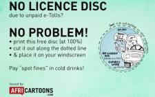 Car Licence Replacement Disc
