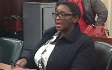 Social Development Minister Bathabile Dlamini. Picture: Lindsay Dentlinger/EWN