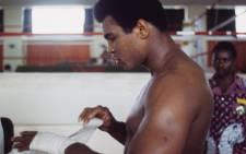 Muhammad Ali. Picture: Facebook.