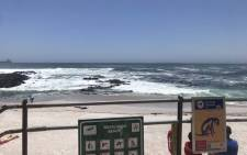 FILE: Rocklands Beach in Sea Point. Picture: Lizell Persens/EWN.
