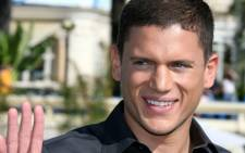 "British actor Wentworth Miller of US TV series ""Prison Break"" poses, 09 october 2006 in Cannes, southern France, during the annual international audiovisual entertainment trade show taking place in this chic French resort until October 13. Picture: AFP"