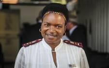 Patricia Mbatsha. Picture: Reinart Therein/EWN.