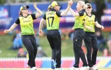 Australian women's national cricket team. Picture: @AusWomenCricket/Twitter