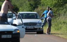 FILE: Road rage is a daily problem on the rise in South Africa.