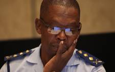 National Police Commissioner Riah Phiyega is considering candidates who could replace Gauteng Police Commissioner Mzwandile Petros who announced his retirement earlier this month.Picture:Taurai Maduna/EWN
