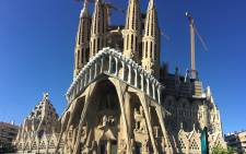 A general view of Barcelona's Sagrada Familia church. Picture: Pixabay.com.