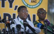 FILE: ANC head of elections, Fikile Mbalula. Picture: Ihsaan Haffejee/Eyewitness News