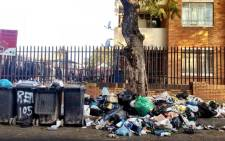 FILE: The Pikitup said over 1,500 workers have now received their salaries but several hundred others were still to be paid. Picture: EWN
