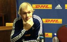 FILE IMAGE: Schalk Burger injured his neck against the Cheetahs at the weekend. Picture: Supplied.
