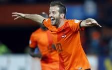 Dutch midfielder Rafael van der Vaart. Picture: Facebook.com.