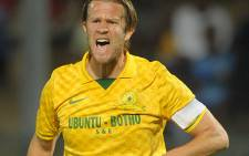 Mamelodi Sundowns captain, Alje Schut. Picture: Mamelodi Sundowns official Facebook page.