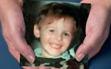 Murdered two-year-old toddler James Bulger. Picture: @JamesBulgerMT/Facebook.com.