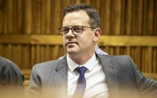 AfriForum's Ernst Roets in Johannesburg High Court. An urgent application against Roets that found him in contempt of court was dismissed. Picture: Abigail Javier/EWN