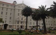 Cape Town's Groote Schuur Hospital is one of four state hospitals targeted in a fake jobs scam. Picture: Giovanna Gerbi/EWN