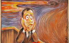 #OscarTrial - 'The Scream'