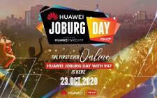 Huawei Joburg Day 2020. Picture: Supplied.