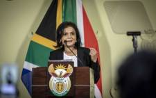 FILE: NDPP Shamila Batohi at the Union Buildings in Pretoria on 4 December 2018. Picture: EWN