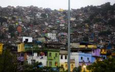 Favelas in Rio de Janeiro, Brazil. Picture: Christa Eybers/EWN.