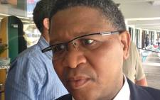 Sports and Recreation Minister Fikile Mbalula. Picture: Supplied