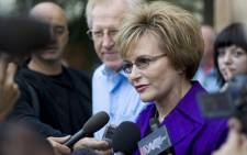 FILE: Democratic Alliance leader Helen Zille. Picture: Niki McQueen via www.da.org.za.