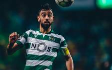 Bruno Fernandes. Picture: @Sporting_CP/Twitter