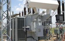 FILE: An Eskom substation. Picture: @Eskom_SA/Twitter
