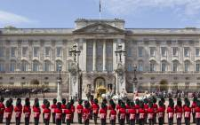 Buckingham Palace. Picture: AFP.