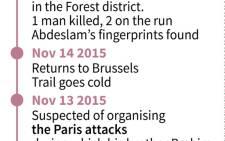 Salah Abdeslam, suspected Paris attacks organiser, captured in Brussels.