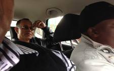 Former Hard Livings gang boss Rashied Staggie was released on day parole on 23 September 2013. Picture: Shamiela Fisher/EWN