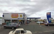 The Primrose Markette at the Engen garage in Surrey Estate was the target of an attempted robbery on 8 June 2015. Picture: Google Maps.