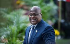FILE: Democratic Republic of Congo President Felix Tshisekedi. Picture: AFP