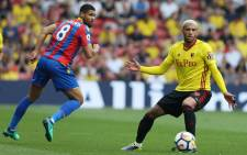 Watford vs Crystal Palace in the Premier League on 21 April 2019. Picture: @WatfordFC/Twitter.