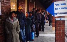 Scores of Soweto residents young and old described casting their ballots as a memorable moment. Picture: Marisa Oosthuizen/EWN
