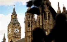 Britain's Houses of Parliament. Picture: Gallo Images/AFP
