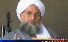 FILE: Al-Qaeda leader Ayman al-Zawahri. Picture: Supplied.