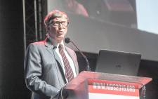 US businessman Bill Gates at the Aids Conference in Durban on 20 July 2016. Picture: Kgothatso Mogale/EWN.
