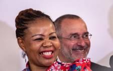 Newly appointed SAA interim CEO, Zukisa Ramasea. Picture: Kayleen Morgan/EWN
