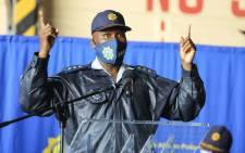 Western Cape Provincial Commissioner, Lt Gen Thembisile Patekile. Picture: SAPS.