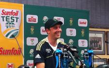 Proteas paceman Kyle Abbott has replaced the injured Wayne Parnell in the Proteas squad. Picture: Lelo Mzaca/EWN