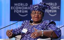 Nigerian Finance Minster, Ngozi Okonjo-Iweala. Picture: AFP