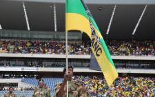 African National Congress 105th anniversary celebration. Picture: Christ Eybers/EWN