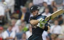 FILE: New Zealand cricketer Martin Guptill in action. Picture: AFP