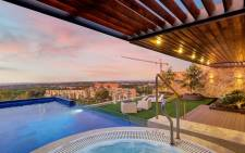 The 'Mansion in the Sky'. Picture: Chas Everitt International Property Group