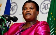FILE: Communication Minister, Faith Muthambi. Picture: GCIS.