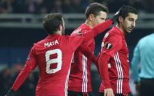 Henrikh Mkhitaryan stared as Manchester United booked a spot in the last 32 with a 2-0 win over Zorya Luhansk on a freezing night in Ukraine on 8 December 2016. Picture: Facebook.