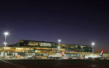 A general view of the Cape Town International Airport. Picture: @capetowninternational/Facebook.com.