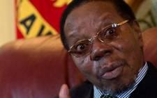 Malawi's President Bingu wa Mutharika. Picture: Alexander Joe/AFP