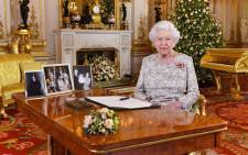 Britain's Queen Elizabeth delivers her Christmas message on 25 December 2018. Picture: @RoyalFamily/Twitter